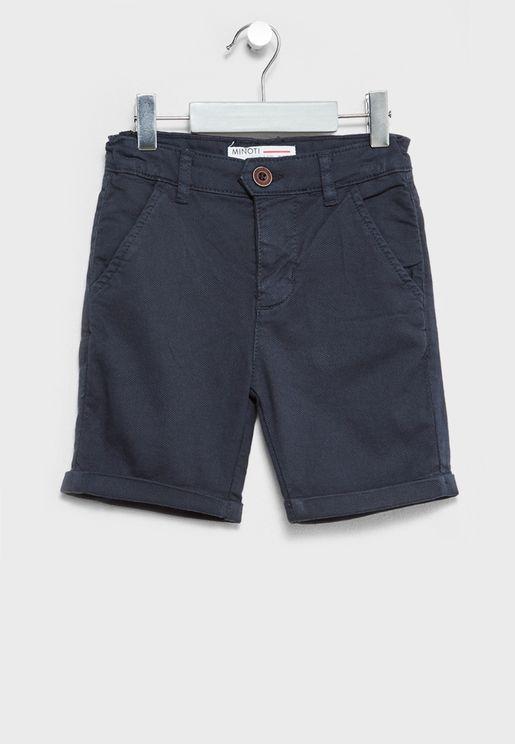Little Classic Shorts