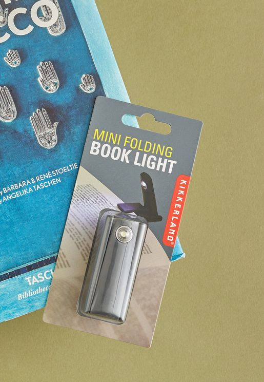 Mini Folding Booklight