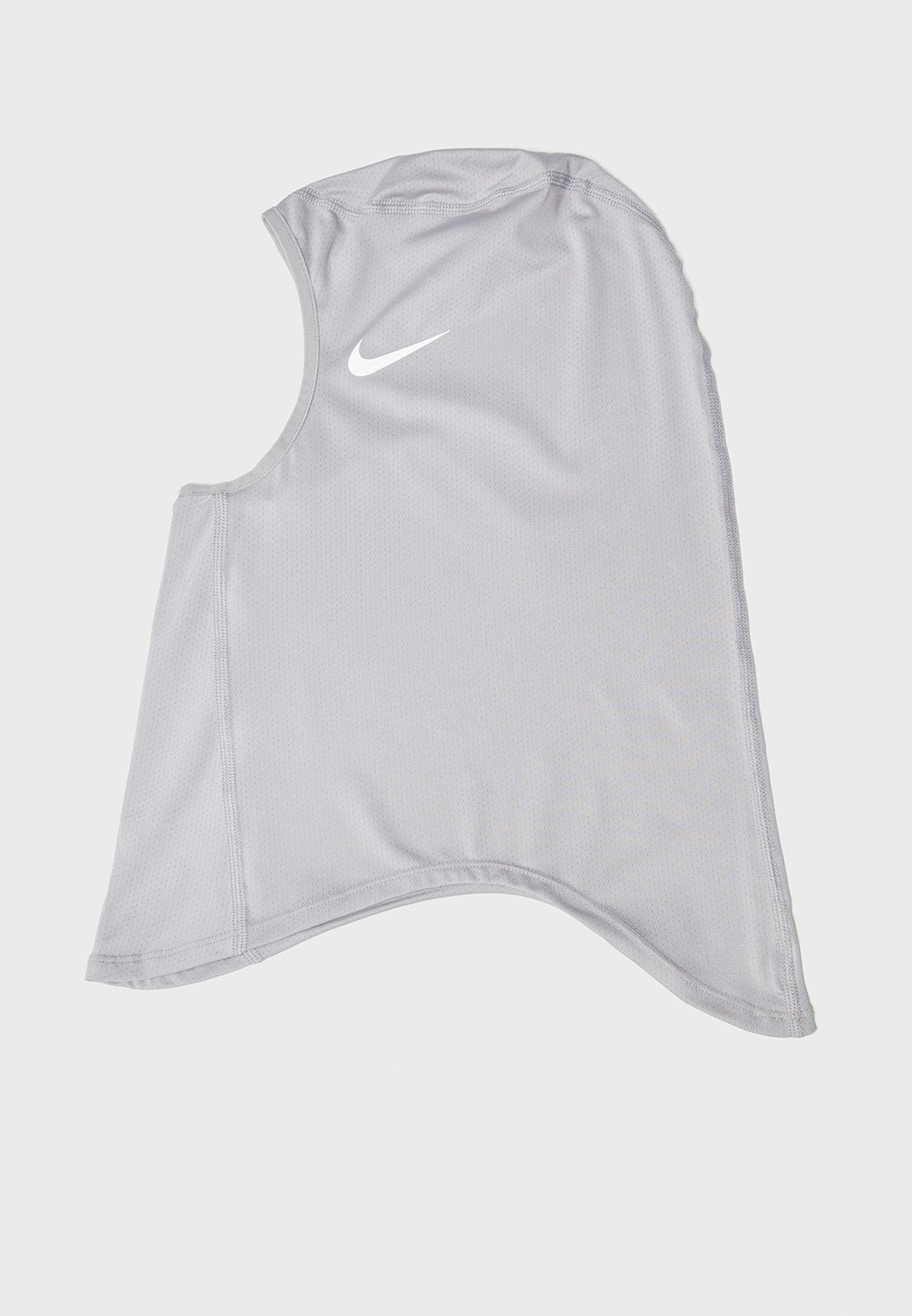 1f98e42d27e7 Shop Nike grey Pro Hijab NJNJ30732S for Women in UAE - NI727AC55VJS