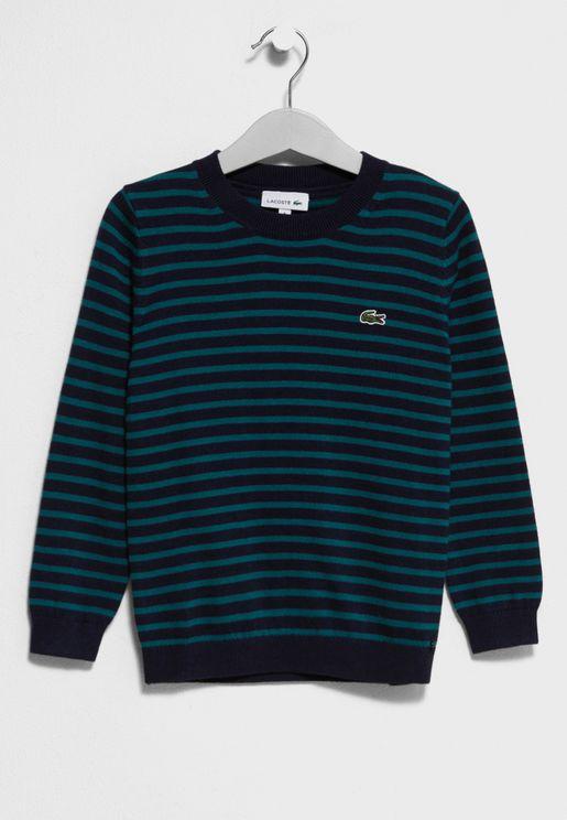 Little Logo Sweater