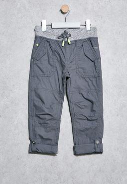 Kids Safari Trousers