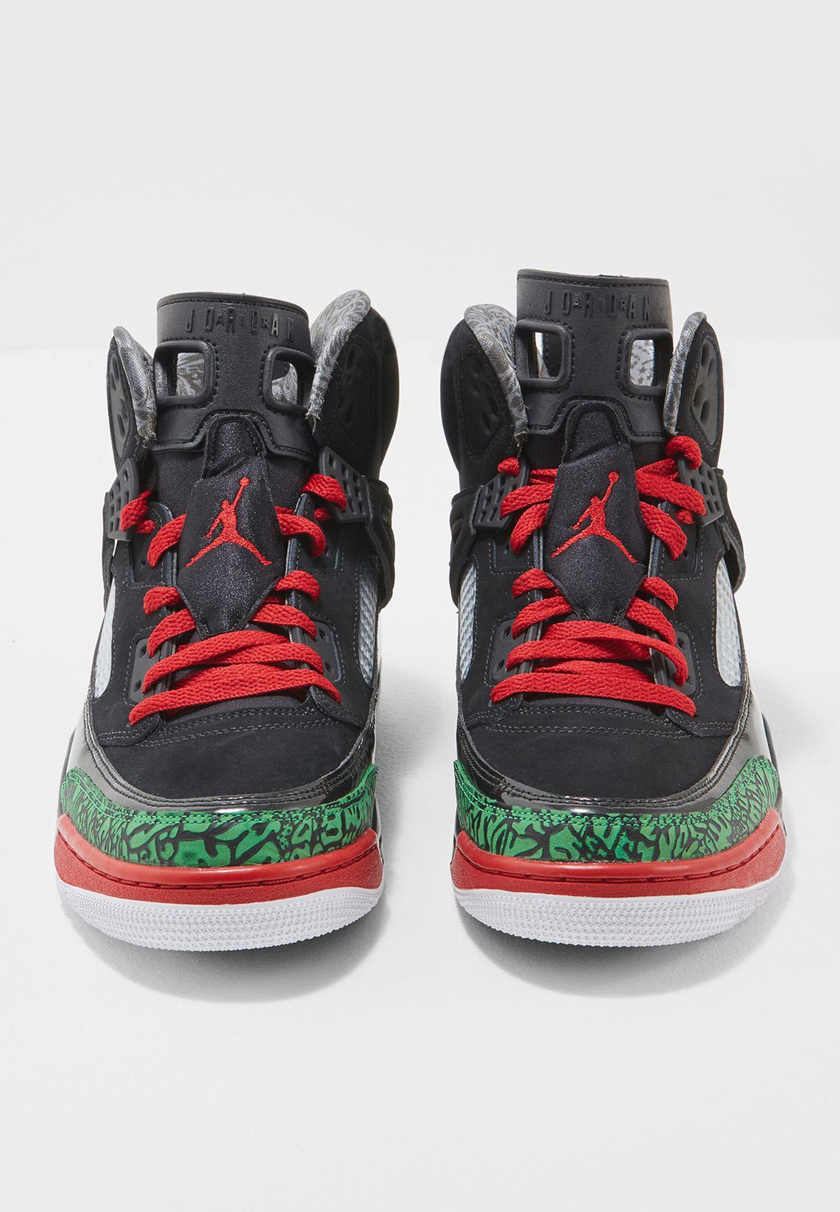 low priced 120d9 d1210 Shop Nike black Jordan Spizike 315371-026 for Men in UAE - NI727SH55NCM