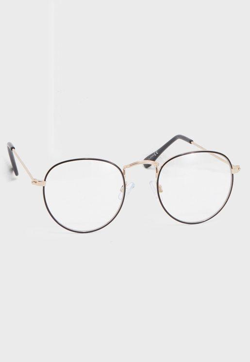 Afoeria Round Sunglasses
