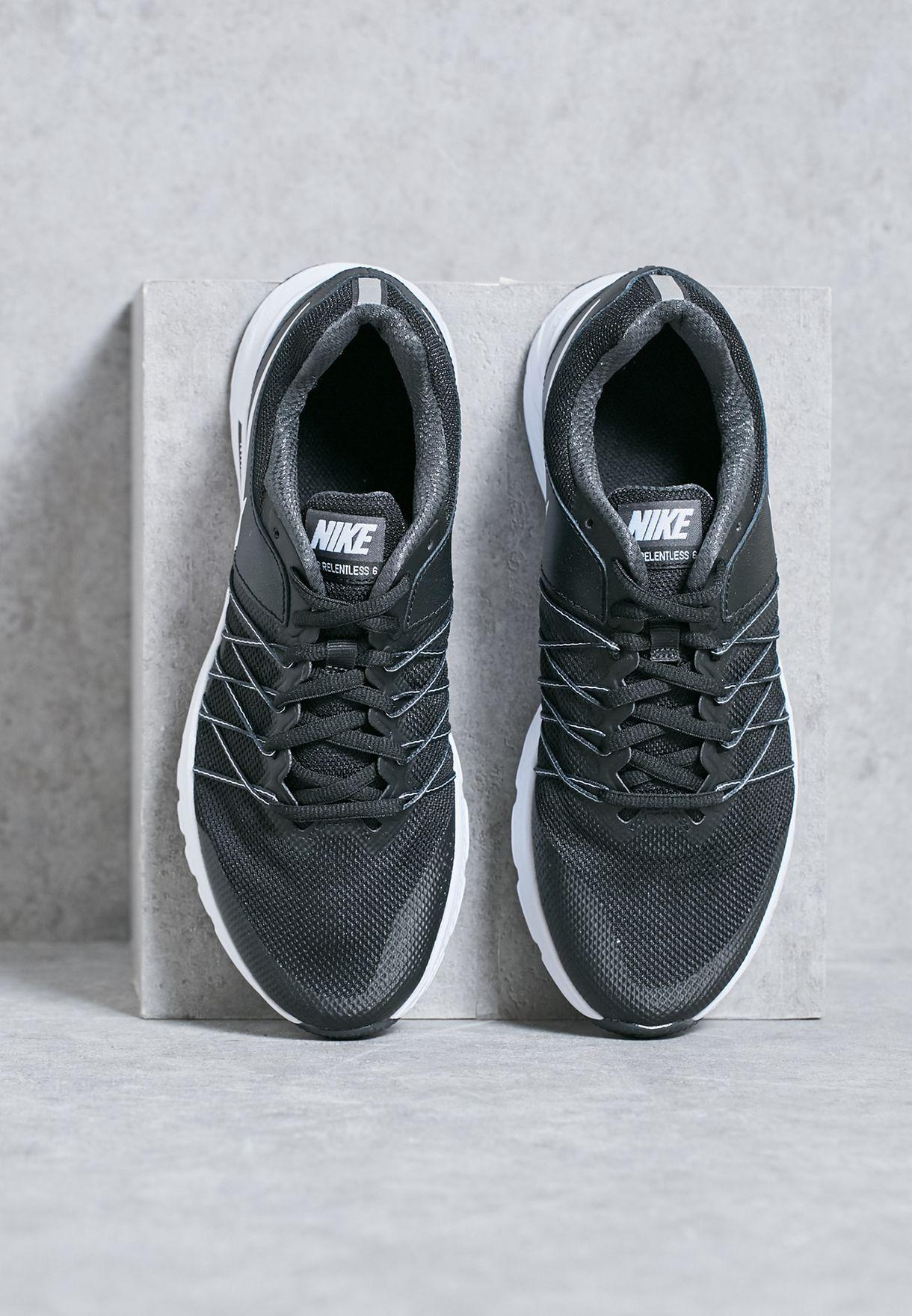 8e75691d76c Shop Nike black Air Relentless 6 843882-001 for Women in UAE ...