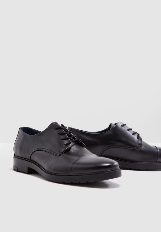 Elevated Formal Lace Ups