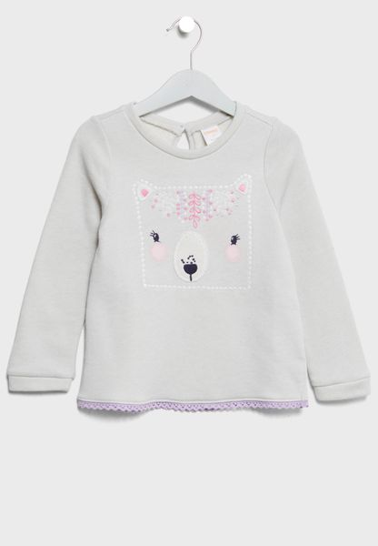 Infant Bear Sweatshirt