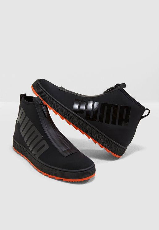 Atelier New Regime Basket Boot