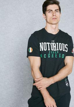 McGregor Nickname T-Shirt