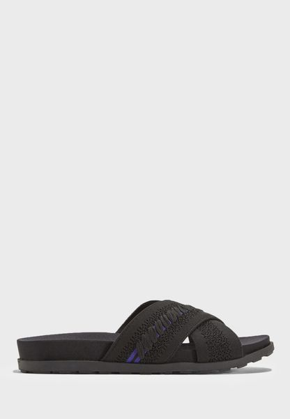 Flat Criss Cross Sandal