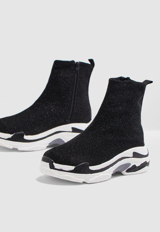 Sock Slip On