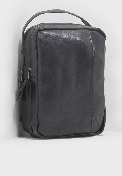 Zip Front Messenger