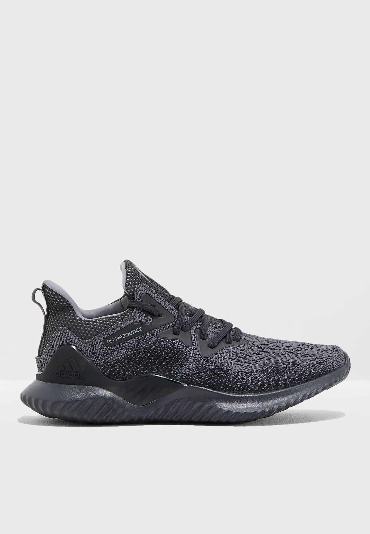 Shop adidas black Alphabounce Beyond AQ0573 for Men in Saudi ... e6d917192