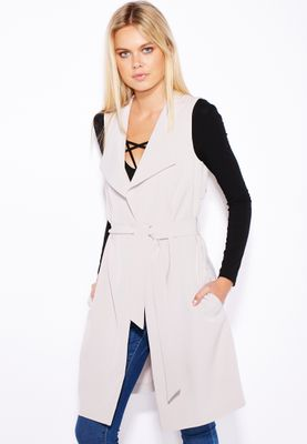 Miss Selfridge Belted Duster Jacket