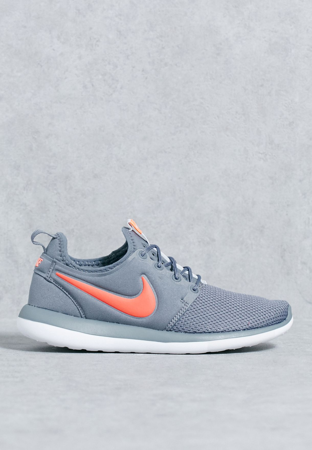 timeless design 457ec b13a7 Shop Nike grey Roshe Two (Gs) 844655-002 for Kids in UAE - NI727SH45UXY