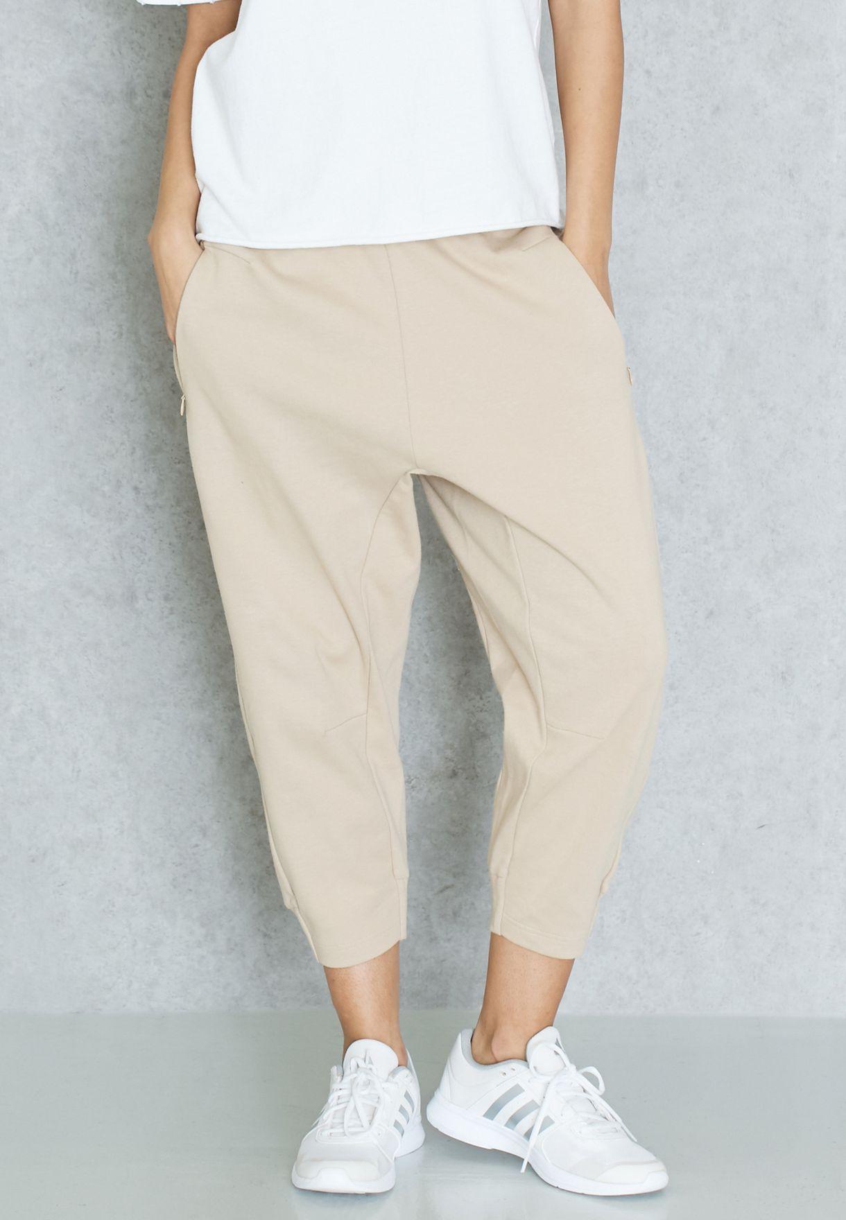 Shop adidas beige Guru Sweatpants S97141 for Women in Bahrain - AD476AT45QQK 51a354403c
