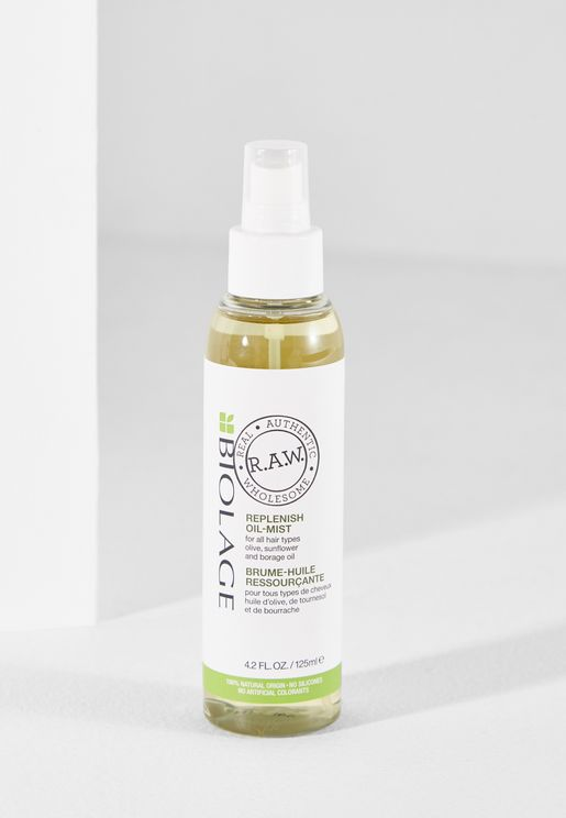 Biolage RAW Replenish Oil-Mist 125ml