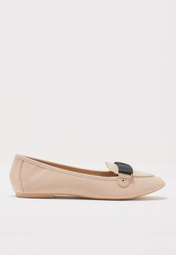 Lisbon Bow Loafers