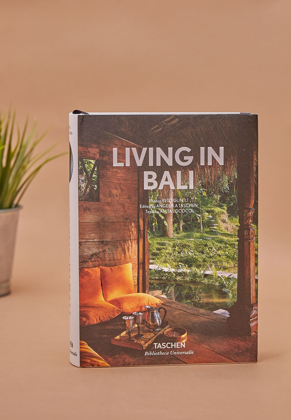 Living in Bali Book