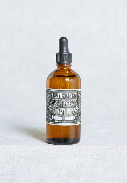 1893 Shave Oil -100Ml