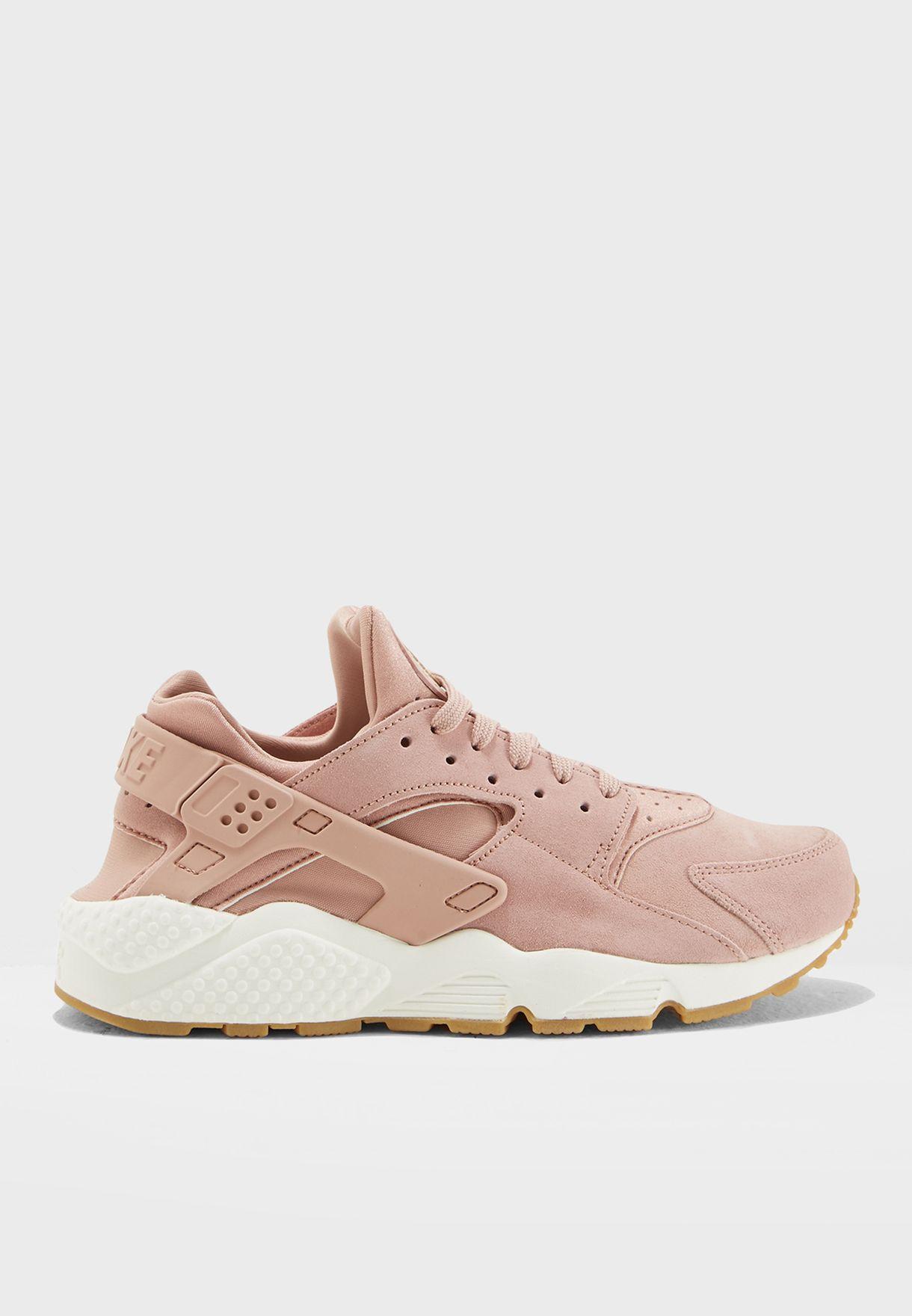 Shop Nike pink Air Huarache Run SD AA0524-600 for Women in Kuwait -  NI727SH45ALY dbe6be15df