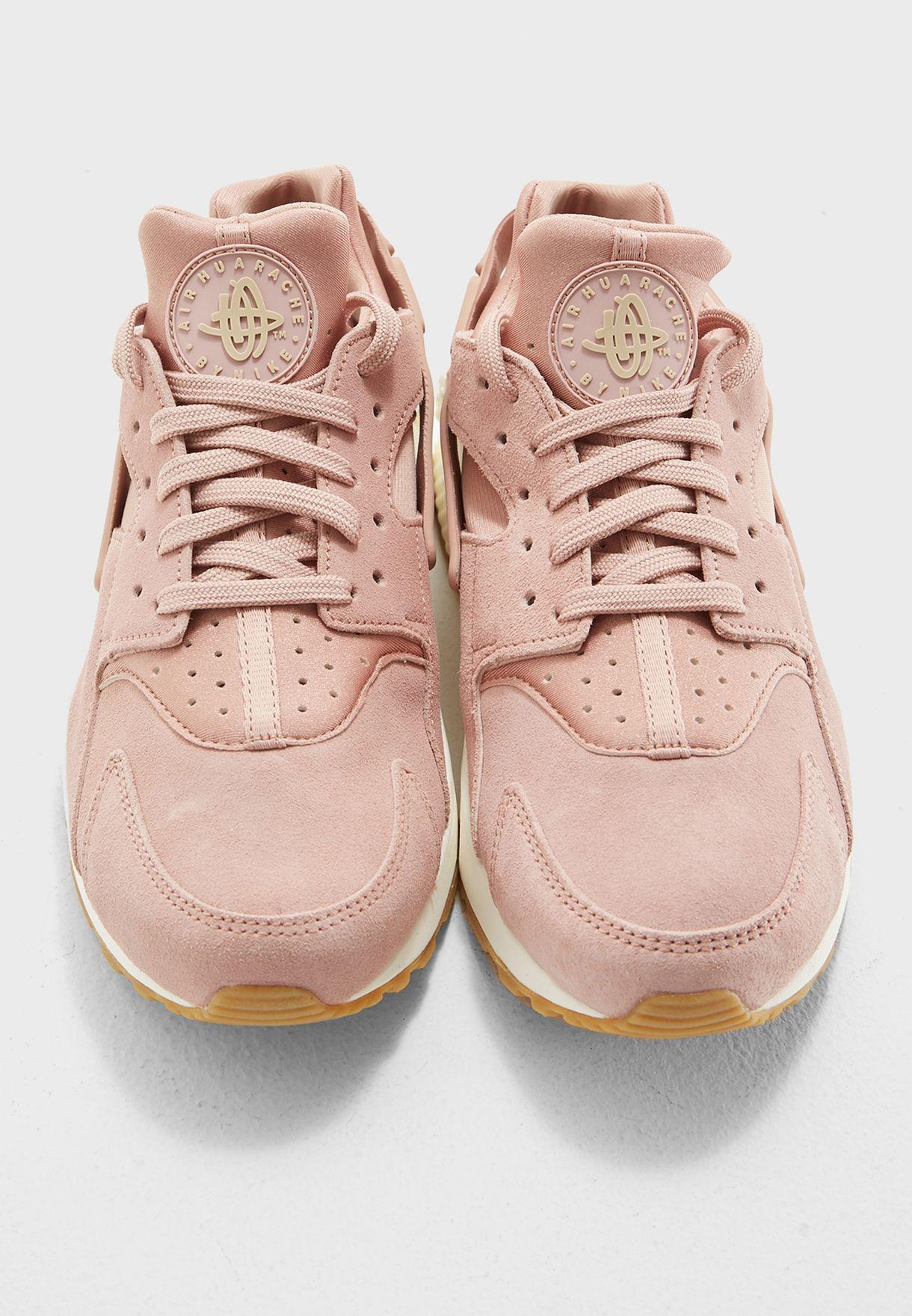 c574ff1af6884f Shop Nike pink Air Huarache Run SD AA0524-600 for Women in ...