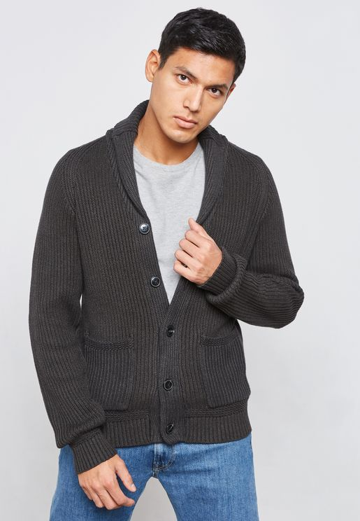 Norson Knitted Cardigan