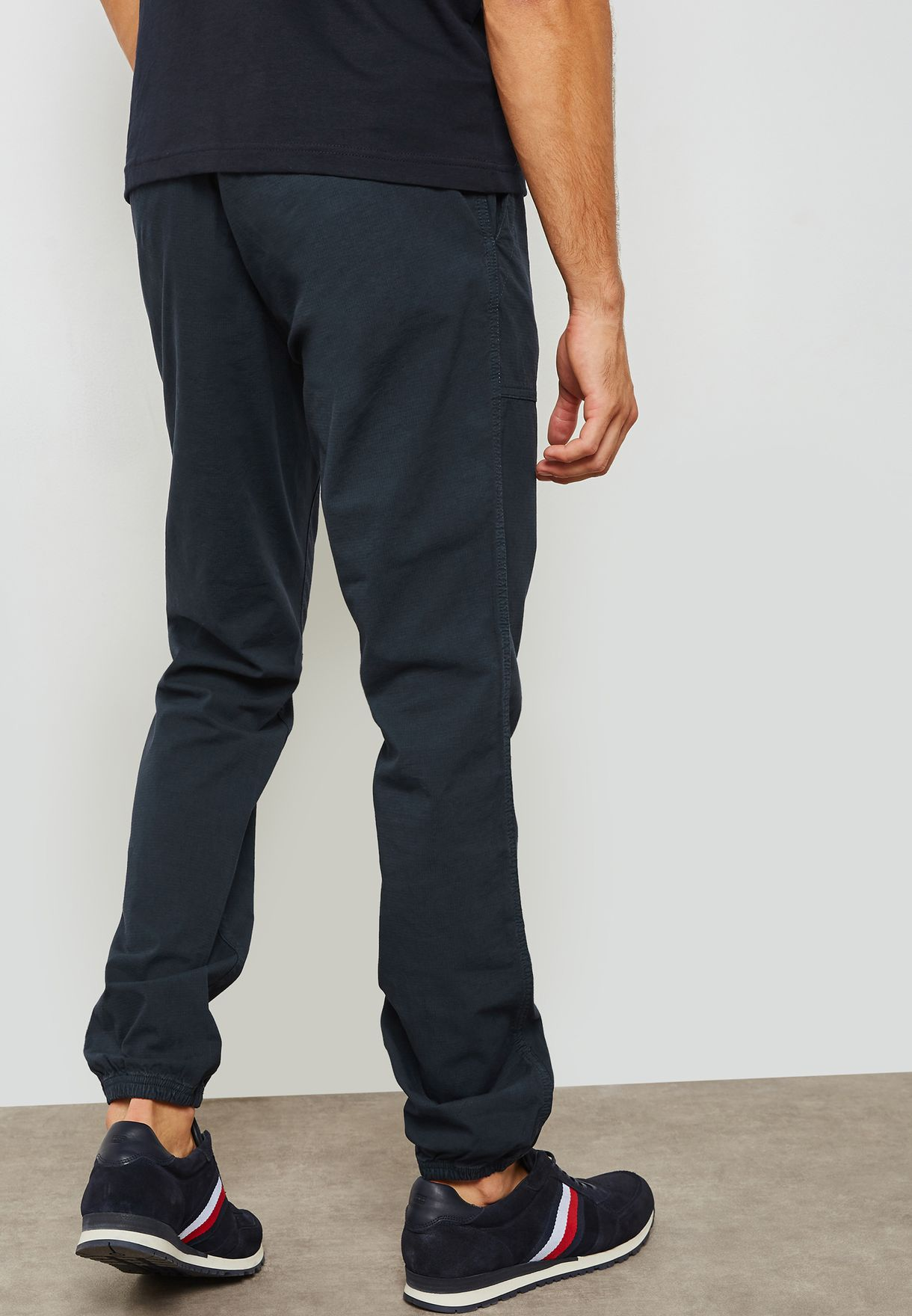 Straight Fit Active Trousers