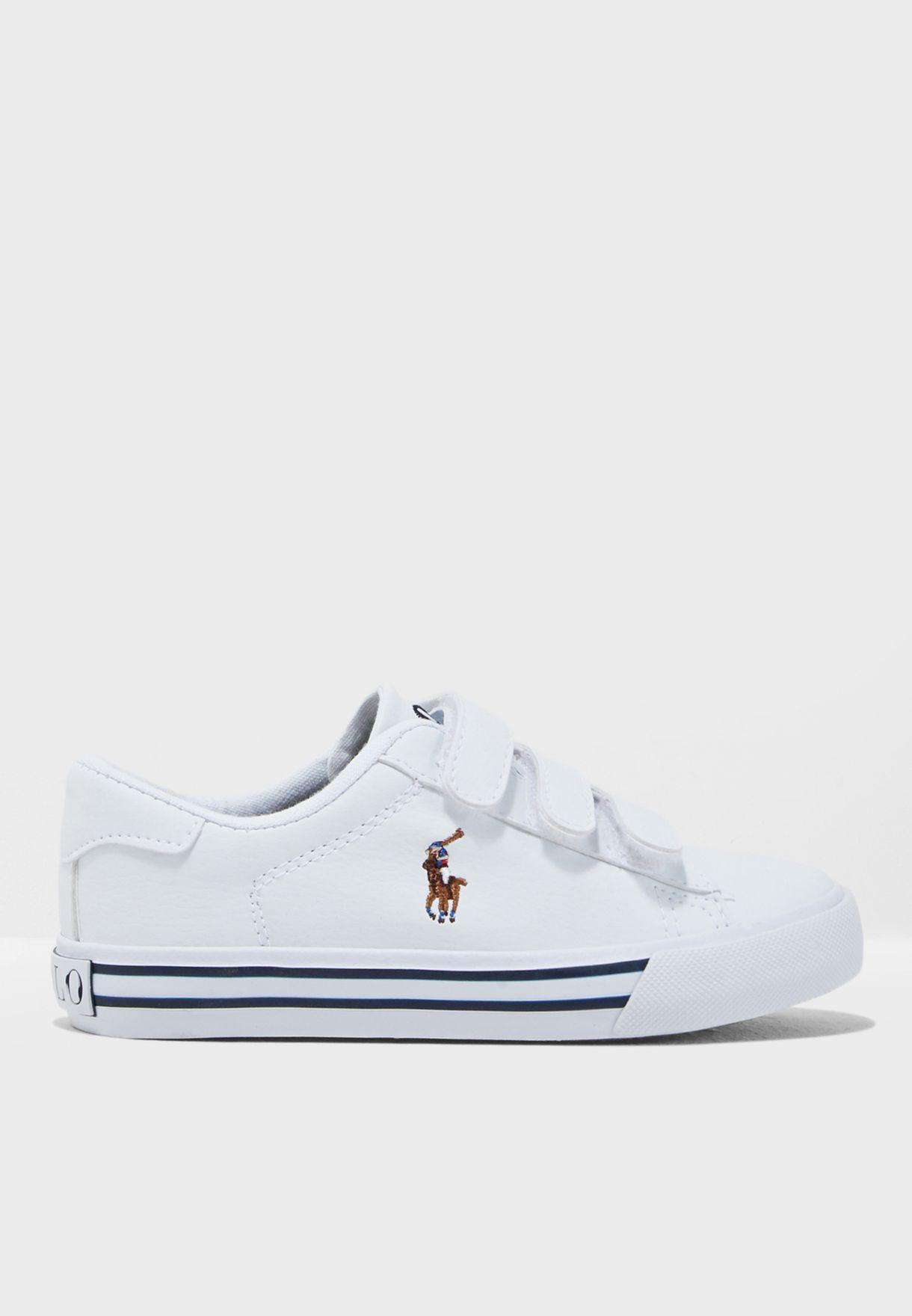 Buy Polo Ralph Lauren white Kids Easten