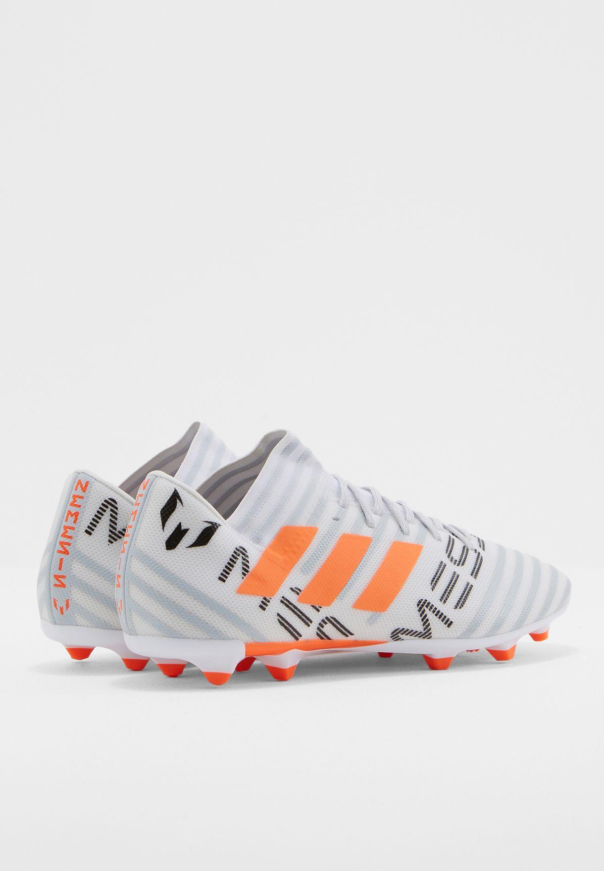 c425a7f7e74 Shop adidas prints Nemeziz Messi 17.3 FG CG2965 for Men in UAE ...