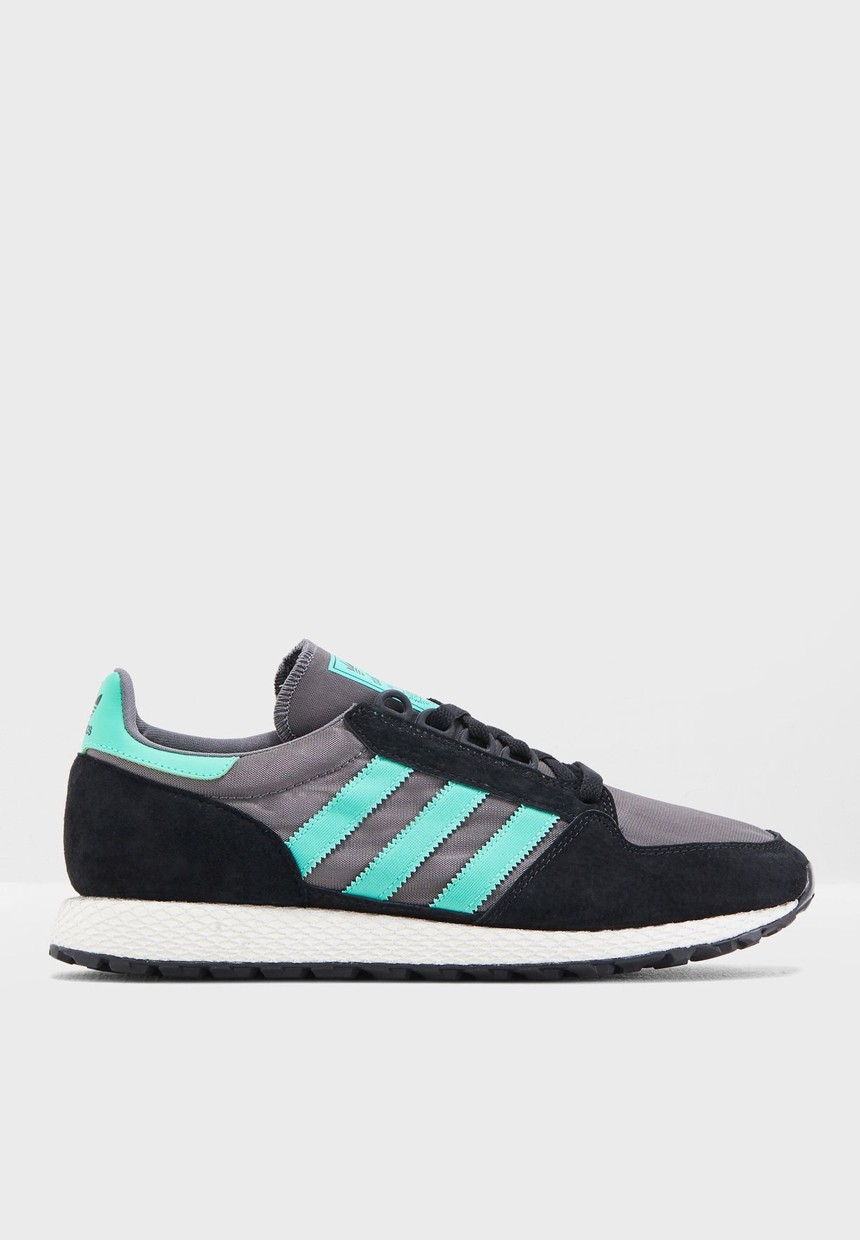 Shop adidas Originals black Forest Grove B38001 for Men in Kuwait ... c497915a5