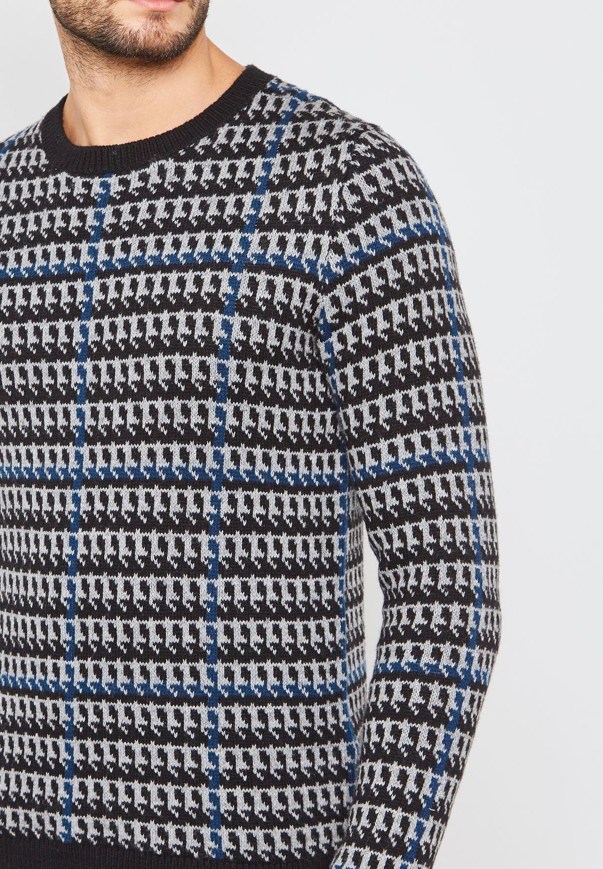 Jim Crew Neck Sweater