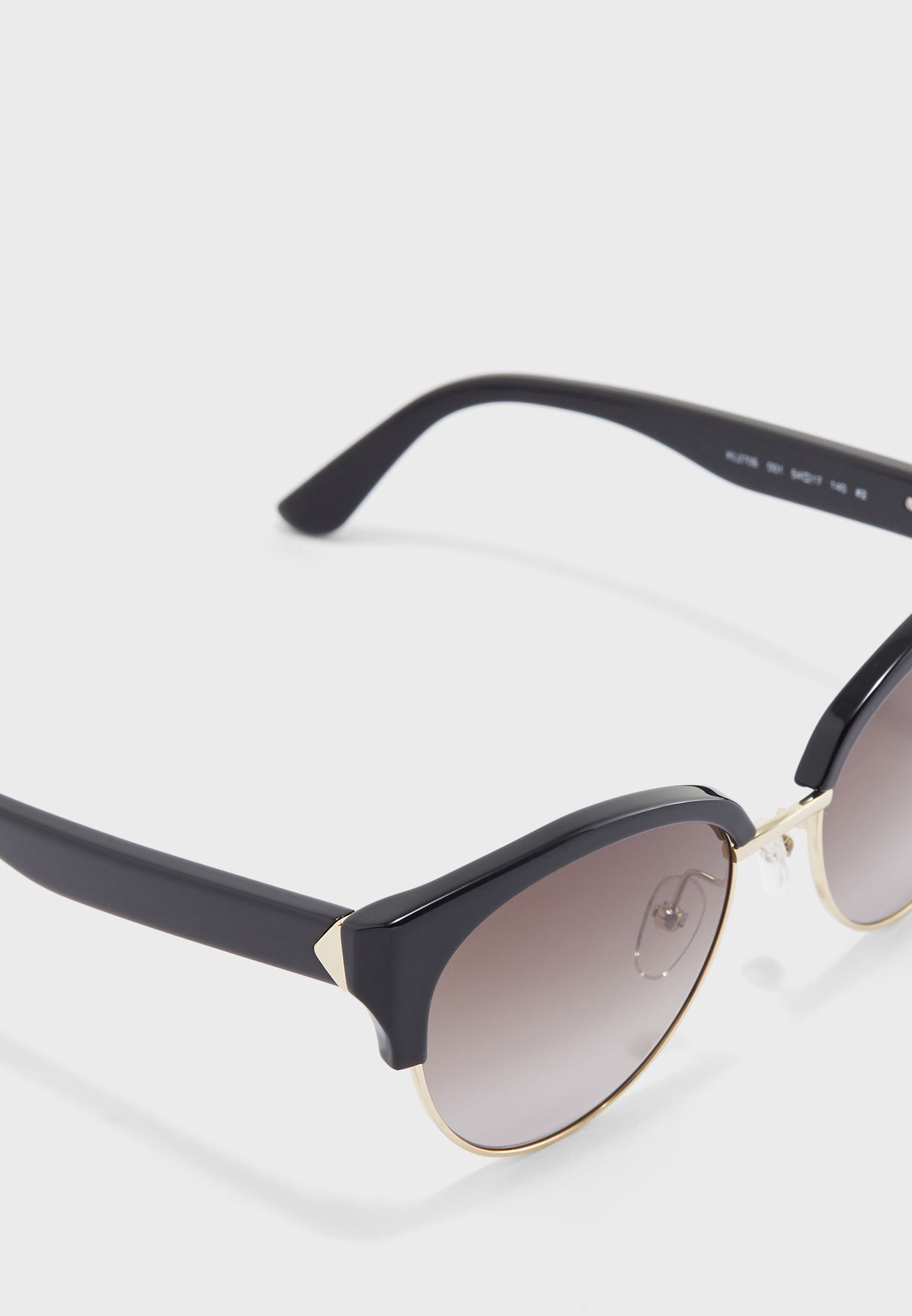 KL270S Oval Sunglasses