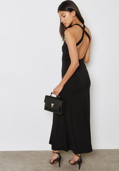 Back Detail Dress