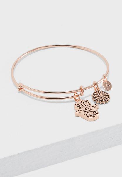 Bodhi Hamsa Hand Expandable Bracelet