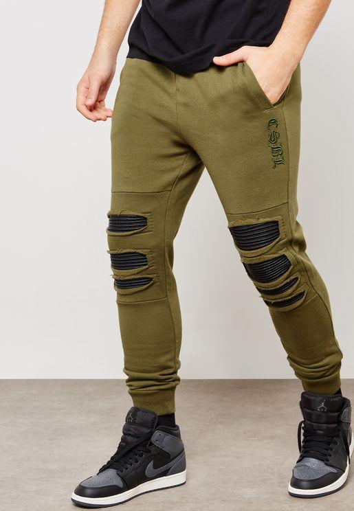 CSBL Inverted Biker Sweatpants