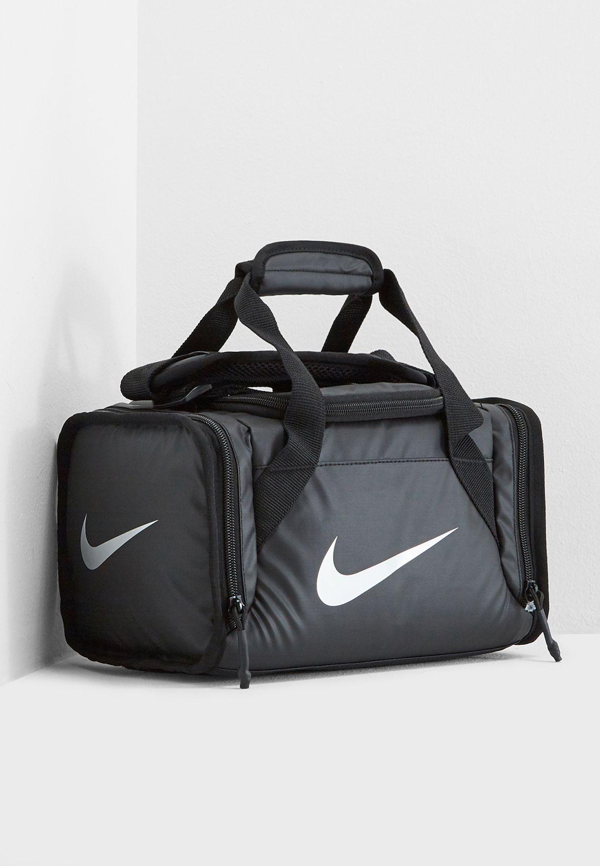 bfd9ff321b32 Shop Nike black Brasilia Insulated Duffel 9A2709-023 for Women in Saudi -  NI727AC45SVQ