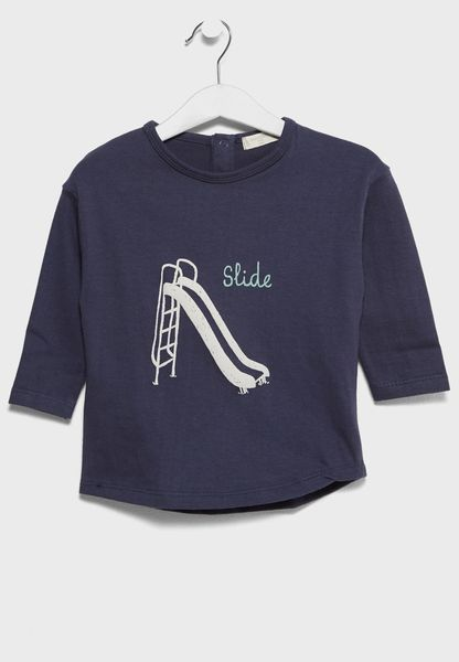 Infant Slide Sweatshirt