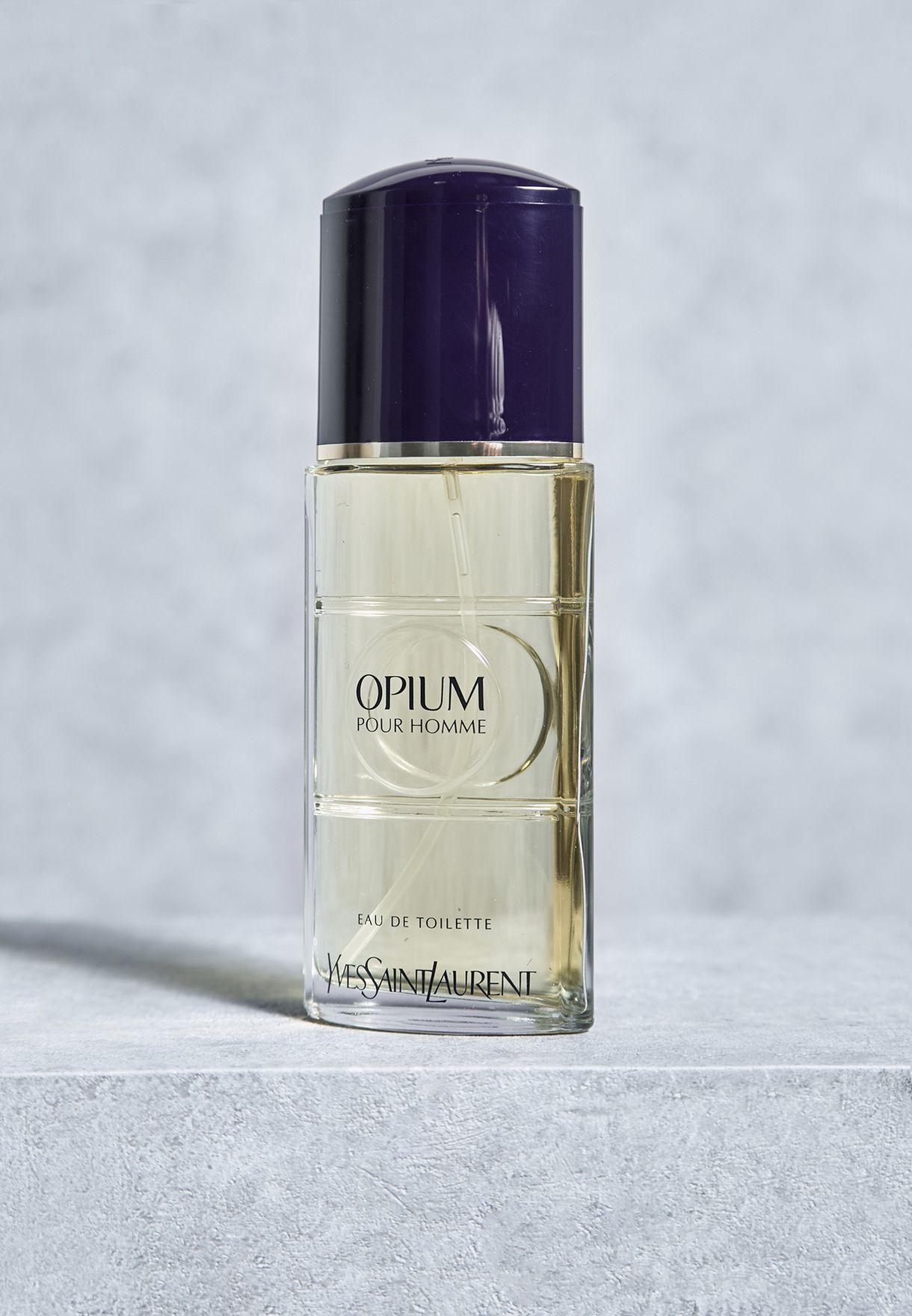 253b415bf تسوق اوبيوم-100 مل ماركة ايف سان لوران لون أبيض في قطر - YS778AC45OKS