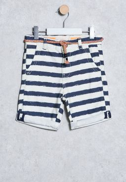 Kids Cordon Shorts