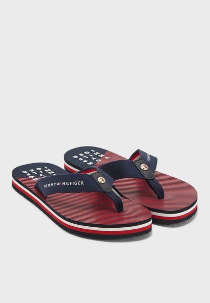 Essential Stripe Sandal