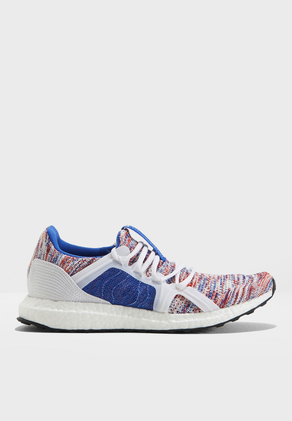 644a50cf250 Shop adidas by Stella McCartney multicolor Ultraboost Parley CQ1708 ...