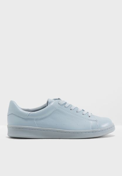 Ella Perforated Trainers