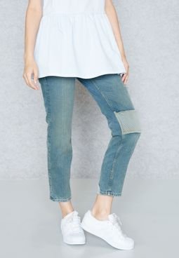 Alice Regular Waist Jeans