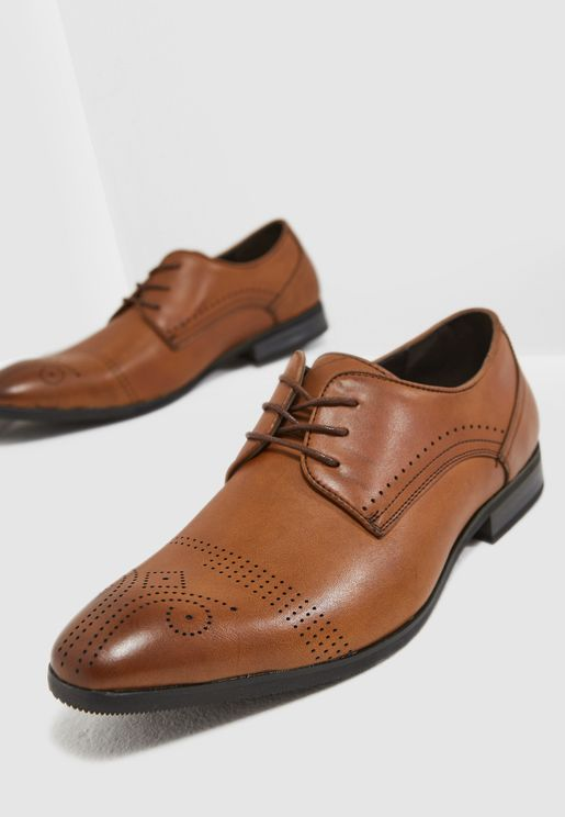 Brogue Derby Lace Ups
