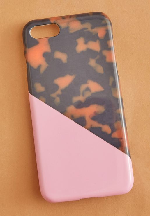 Tortoise Shell iPhone 6/7/8 Case
