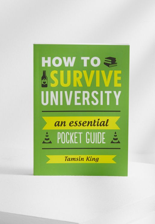 How To Survive University Book