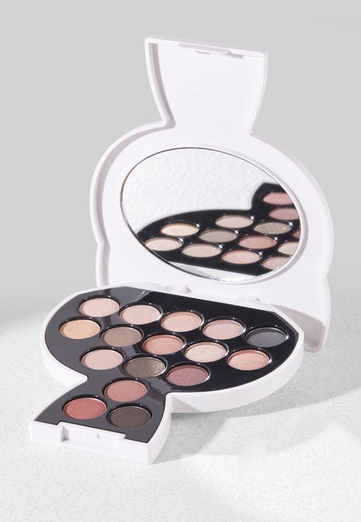 Choupette Eyeshadow Palette Day To Night - SMOKEY
