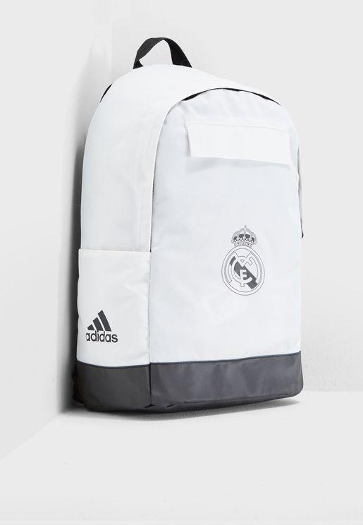 شنطة ظهر بشعار نادي ريال مدريد