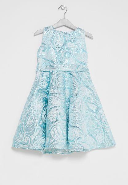 Little Jaquard Dress