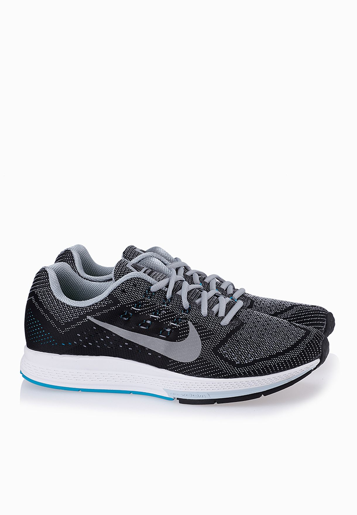 promo code fa4a5 3145a Shop Nike black Air Zoom Structure 18 683731-002 for Men in Qatar -  NI727SH45VDY